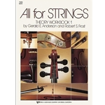 All for Strings (Violin, Workbook 1)