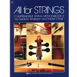 All for Strings: Viola (Book 2)