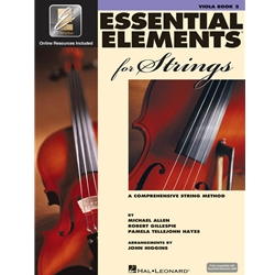 Essential Elements for Strings: Viola (Book 2)