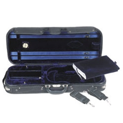 """Concert"" Viola Case- Wide Body"
