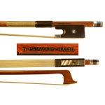 A. Carvalho Violin Bow (Nickel)