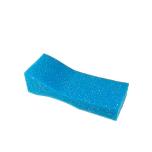 "Shoulder Sponge Blue 4/4 Violin, 14"" Viola"