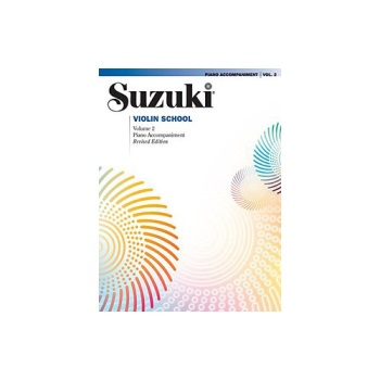 Suzuki Violin School (Vol. 2) - Violin Part, Revised Edition