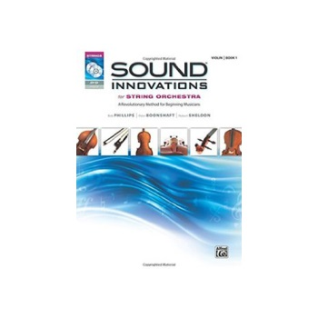Sound Innovations for Strings Orchestra: Violin (Book 1)