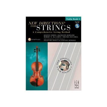 New Directions For Strings Violin 1