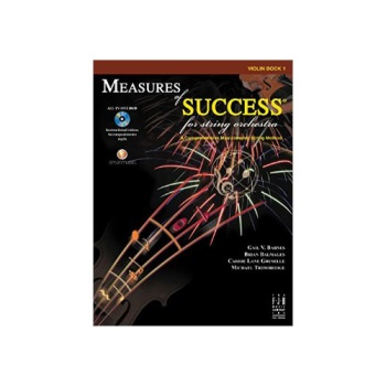 Measures of Success for String Orchestra: Violin, Book 1