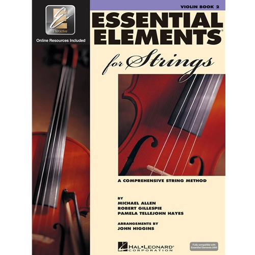 Essential Elements for Strings: Violin (Book 2)